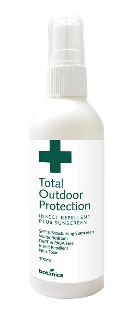 Botanica Total Outdoor Protection – 100ml Spray