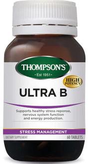 Thompsons Ultra B.