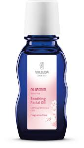 Weleda Almond Soothing Facial Oil 50ml