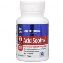 Enzymedica Acid Soothe x30