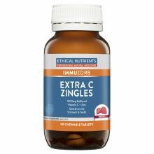 Ethical Nutrients IMMUZORB Extra C Zingles