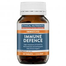 Ethical Nutrients IMMUZORB Immune Defence 60