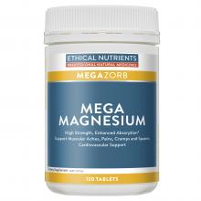 Ethical Nutrients Mega Magnesium 120