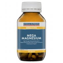 Ethical Nutrients Mega Magnesium 60