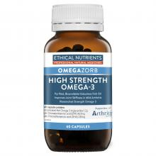 Ethical Nutrients OMEGAZORB High Strength Omega-3 60