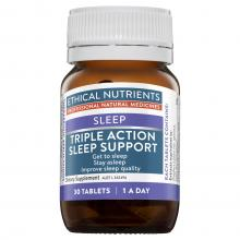Ethical Nutrients Triple Action Sleep Support x30