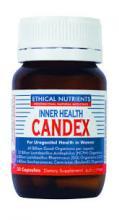 InnerHealth Candex x30 Caps