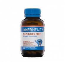 InnerHealth Plus Dairy Free x90 Caps