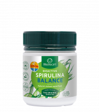 Lifestream Bio. Spirulina Balance 500mg x200 Caps
