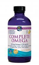 Nordic Naturals Complete Omega Lemon 237ml