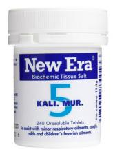 New Era 5 Kali mur