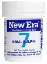 New Era 7 Kali sulf