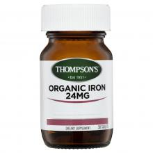 Thompsons Organic Iron