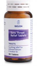 Weleda Sore Throat Relief Tablets